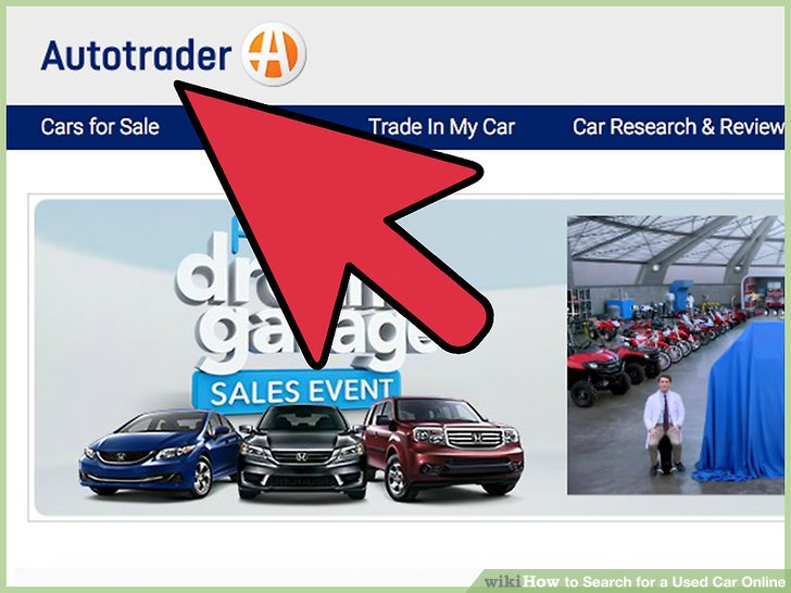 How To Search For A Used Car Online: 13 Steps (with Pictures