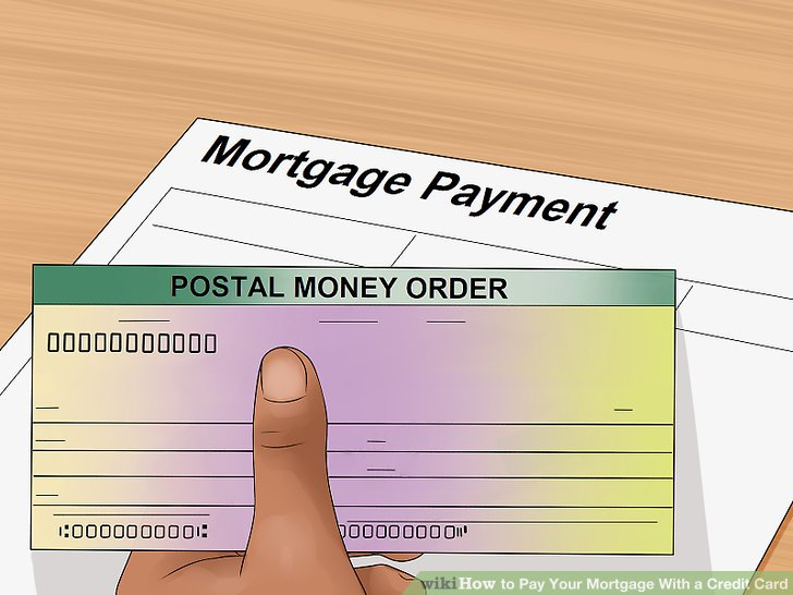 3 Ways To Pay Your Mortgage With A Credit Card  Wikihow