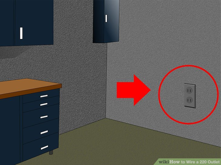 How To Wire A 220 Outlet: 14 Steps (with Pictures)