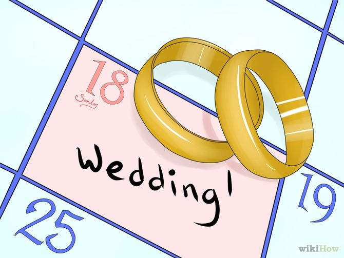 How To Plan A Wedding Reception: 13 Steps (with Pictures