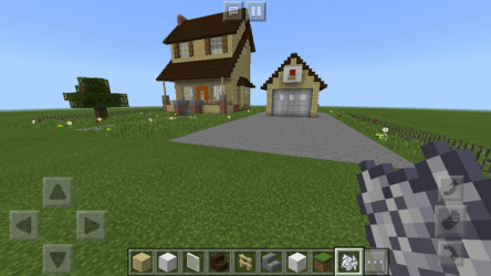 minecraft stuff easy build cool builds wikihow flat redstone buildings via