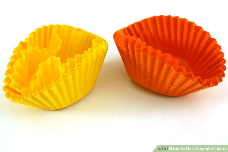 How To Use Cupcake Liners: 5 Steps (with Pictures)