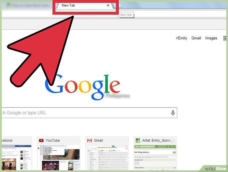 Cómo Eliminar Las Páginas De La Lista De Más Visitados En Google Chrome