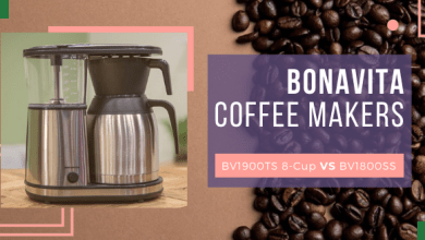 Photo of Bonavita BV1900TS Coffee Maker 8-Cup Vs BV1800SS Review