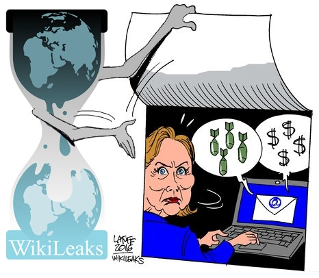 wikileaks hillary clinton email
