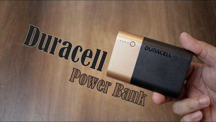Duracell PB10050 Power Bank