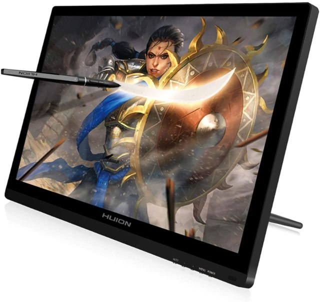 Huion KAMVAS 20 Drawing Tablet Pen Display with HD Screen