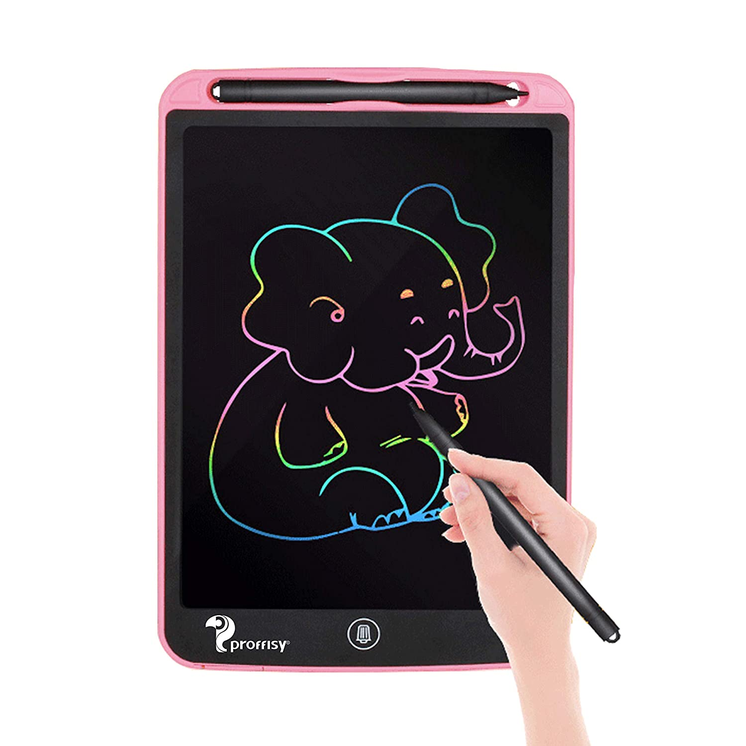 Proffisy Colourful Screen LCD Writing Tablet Pad 8.5 Inch Color Line E-Writing Electronic Board and Scribble MeMO Notes