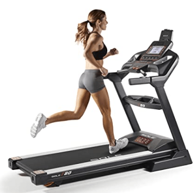 BEST OVERALL HOME TREADMILL – SOLE F80