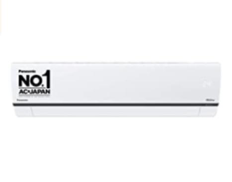 Panasonic 1.5-Ton Five-Star Wi-Fi Twin-cool Inverter Split AC, CS/CU-XU18XKYF