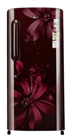 LG a hundred ninety L three Star Direct-Cool Single Door Refrigerator