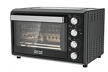 American Micronic AMI-OTG-36LDx 36-Litre Oven Toaster Grill