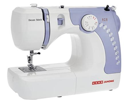 Usha Automatic Zig-Zag Electric Sewing Machine