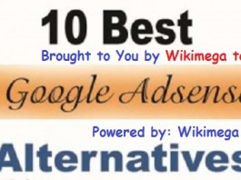 trusted adsense alternatives, best 10 adsense alternatives, 10 best altarnatives of adsense, google adsense alternatives list 2016