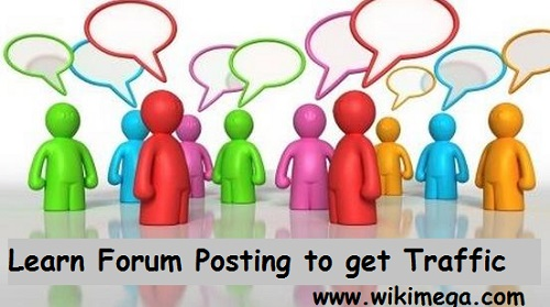Top 20 Sites for Forum Posting to Get Extra Traffic, forum posting tips and tricks, how to get backlink by forum posting, forum posting ways, image of forum posting