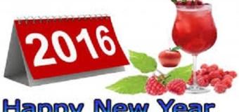 Happy New Year 2016- Celebrate New Year 2016