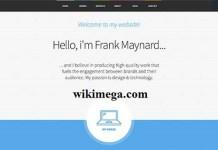 freelancer theme, freelancer wordpress one column theme