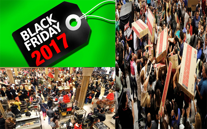 Black Friday 2017, when black friday, why black friday