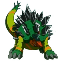 Bio Stegomon  Wikimon  The 1 Digimon wiki