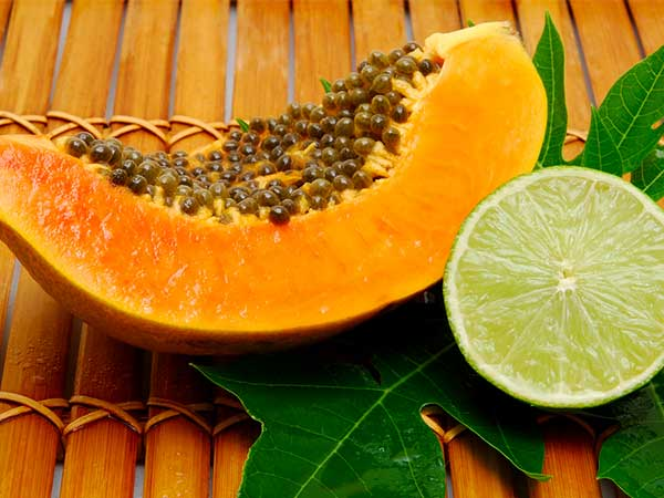 papaya-juice-with-lemon