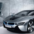 Old BMW i Batteries Store Solar Power At Home