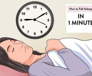 Train Your Brain to Fall Asleep in 60 Seconds