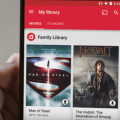 Google launches Family Library which uses for family to share Google purchases
