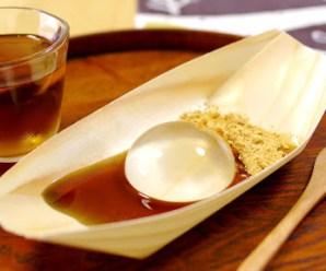 Have you ever imagined eating a Rain drop? – Mizu Shingen Mochi Recipe