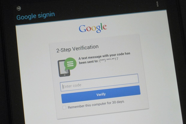 Factor Authentication