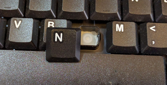 Fix A Dead Key