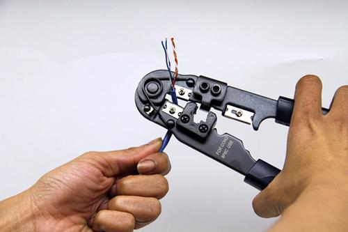 Make Ethernet Cables