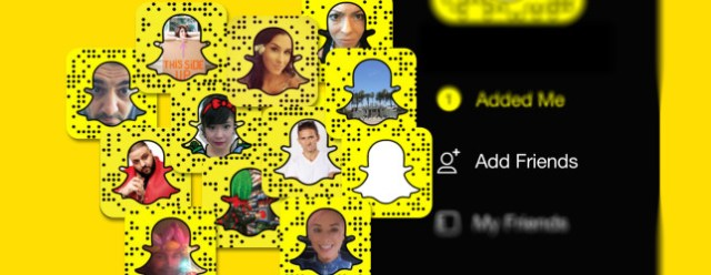 Recommend Snapchat Users