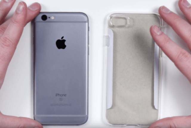 alleged iPhone 7