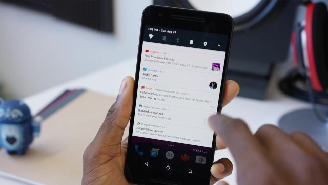 Android 7.0 Nougat Notifications