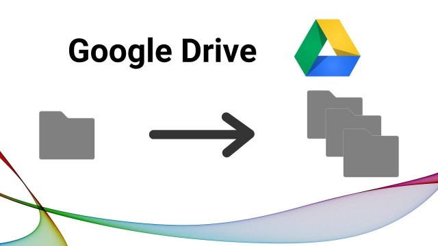 Copy a Folder to an Other in Google Drive