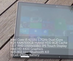 A Complete Review on Dell Inspiron 13 7347 2 in 1 Convertible Laptop