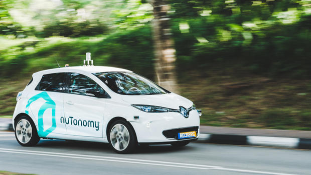Driverless Taxi