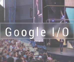 Best 5 Announcements from today's Google IO 2016 Keynotes