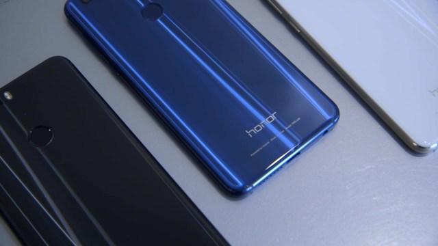 Huawei Honor 8 smartphone Glass Back Panel