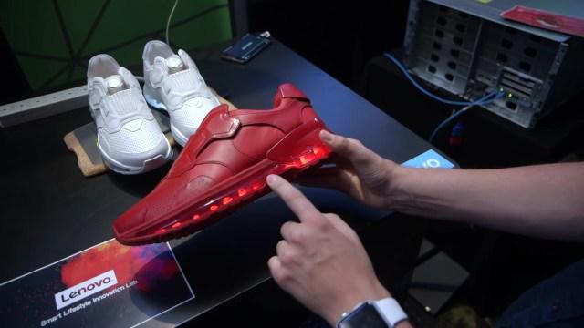 Lenovo Smart Running Shoe LED Lights