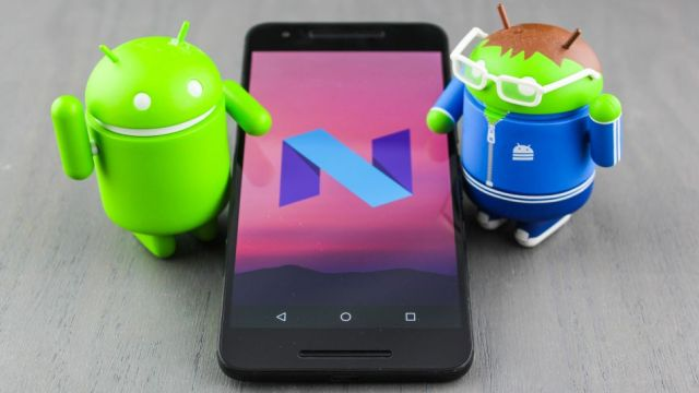 Nexus Android Nougat