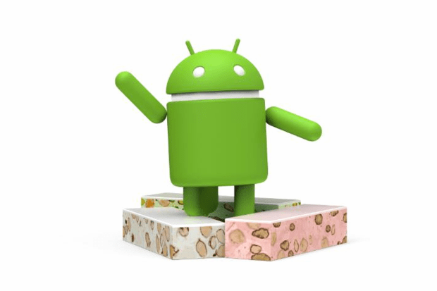Phone get Android Nougat