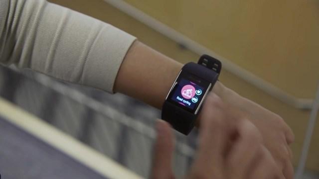 Polar M600 smartwatch Apps