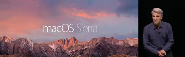 Top 5 Apple WWDC 2016 Recap - macOS Sierra