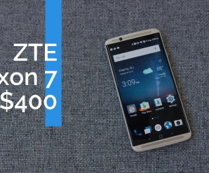 A Complete Review on ZTE Axon 7 Smartphone