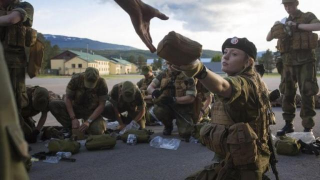 Norwegian Woman Army