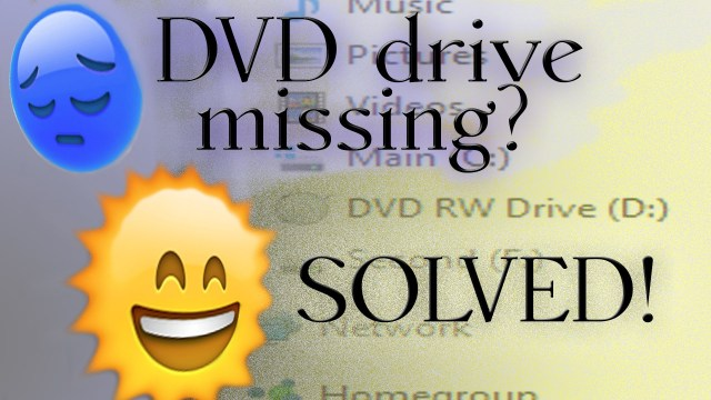 cd-drive-not-showing-in-my-laptop