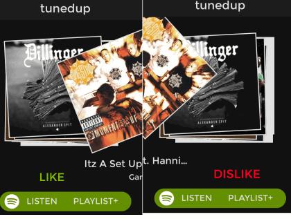 disliking Spotify