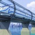 Ultra-efficient 4,000 mph Vacuum Tube Trains