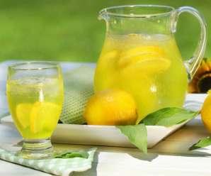 15 Benefits Of Drinking Lemon Water Everyday